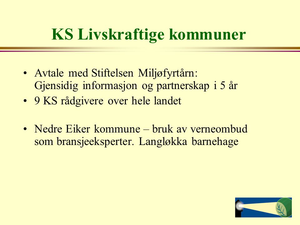 KS Livskraftige kommuner