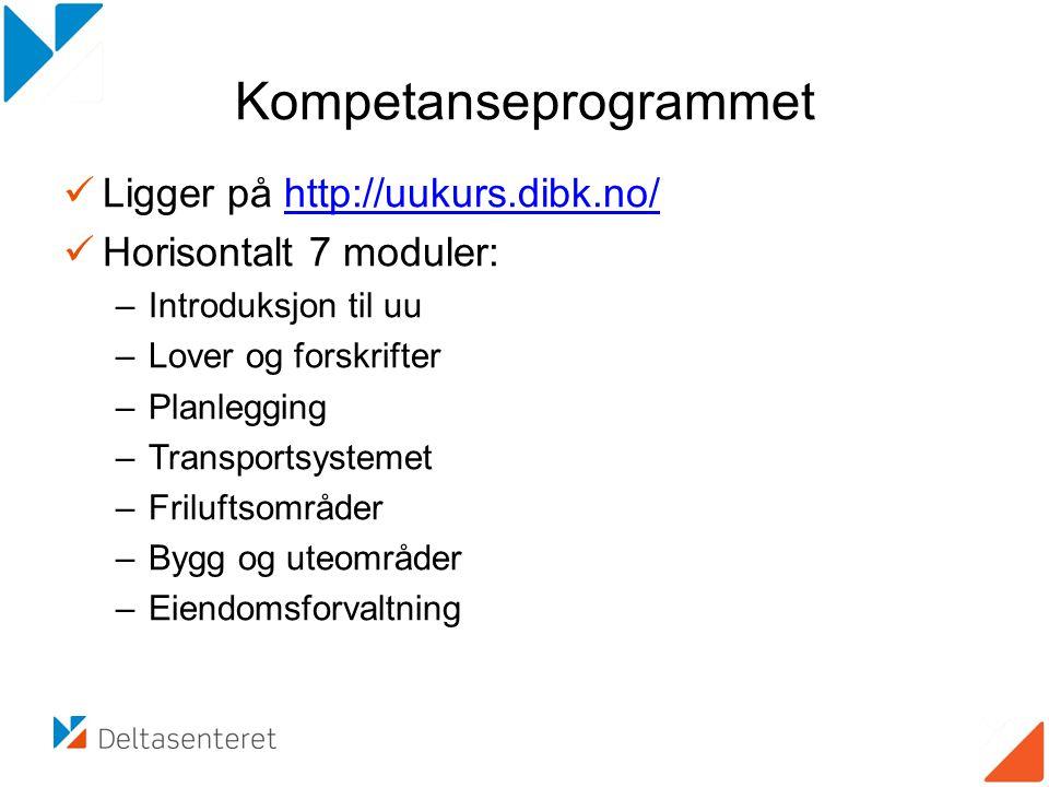 Kompetanseprogrammet