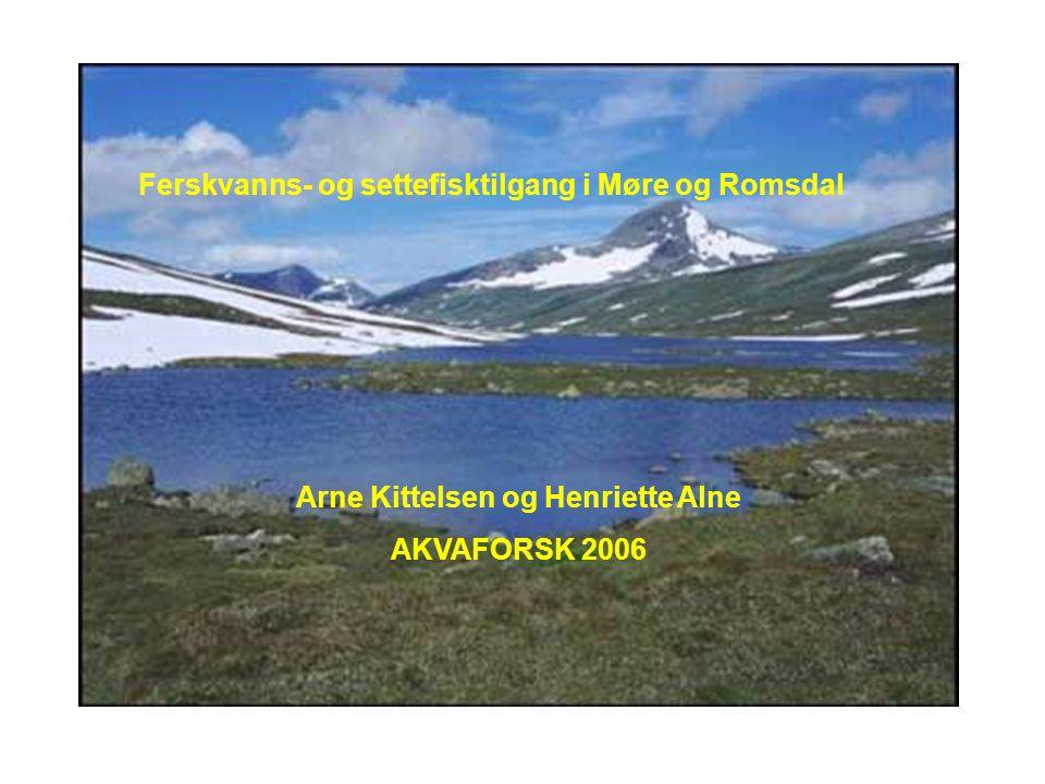 Arne Kittelsen og Henriette Alne