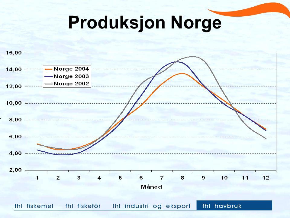 Produksjon Norge