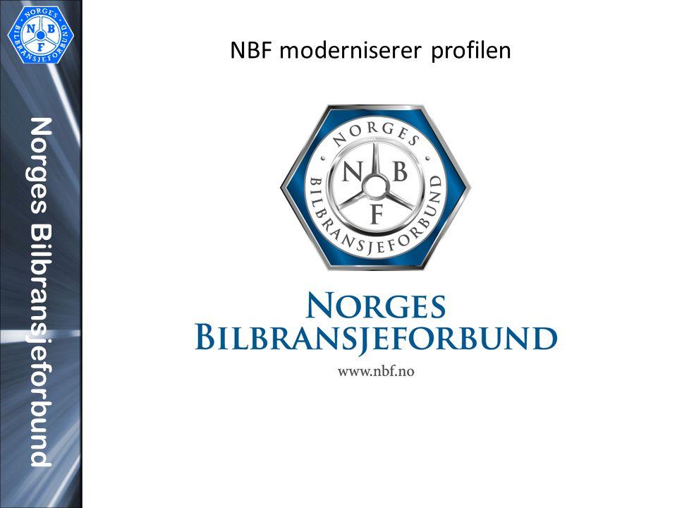 NBF moderniserer profilen