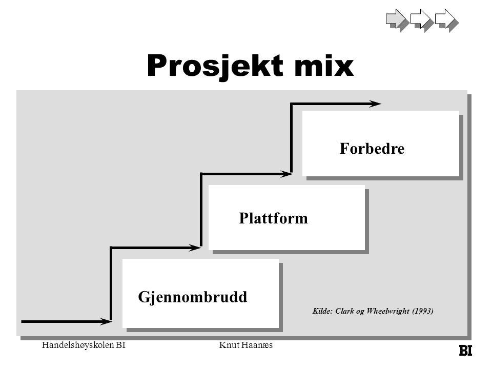 Prosjekt mix Forbedre Plattform Gjennombrudd Handelshøyskolen BI