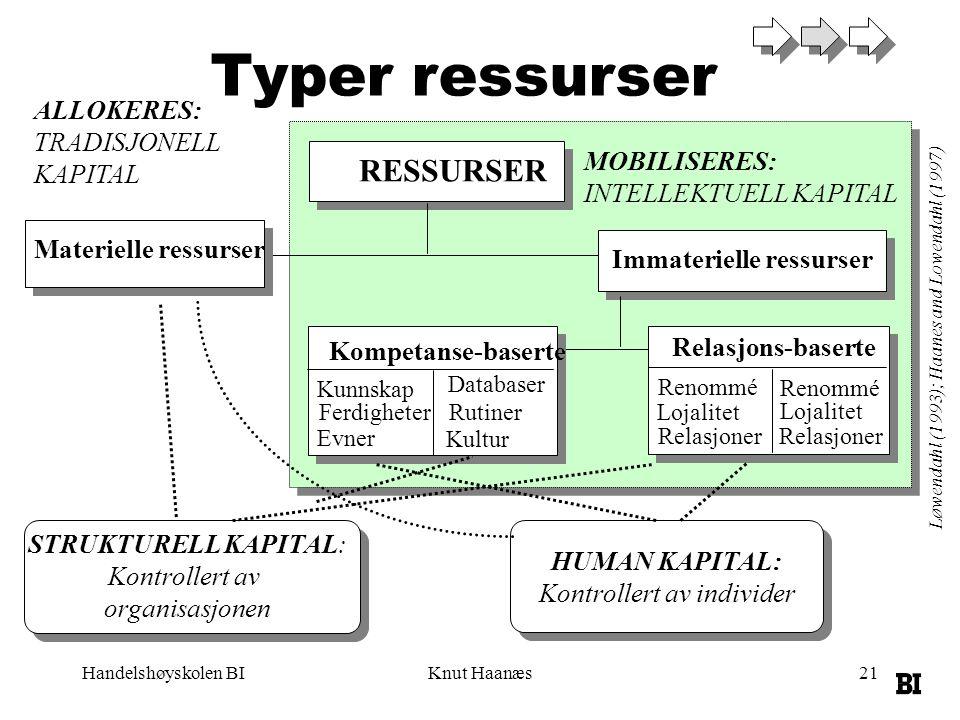 Immaterielle ressurser