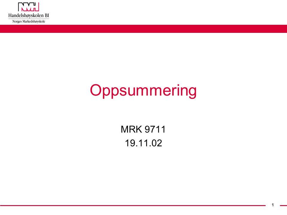 Oppsummering MRK 9711 19.11.02