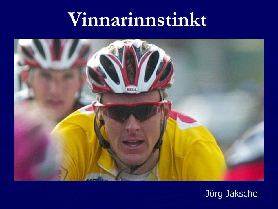 Vinnarinnstinkt Jörg Jaksche