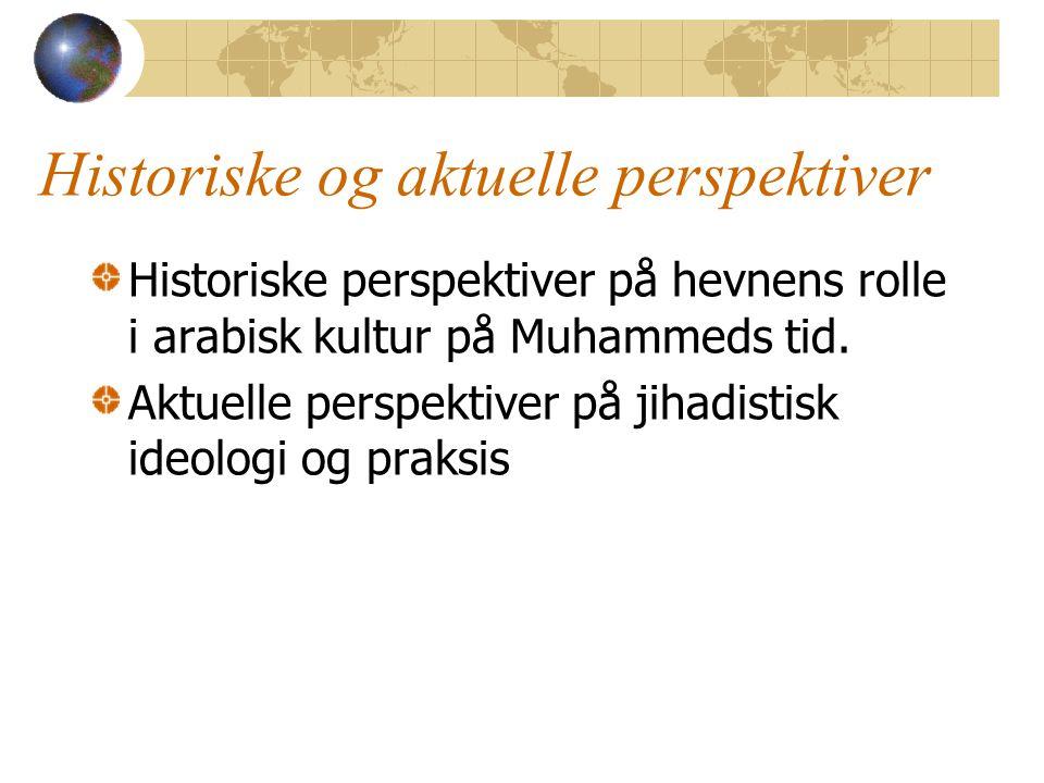Historiske og aktuelle perspektiver