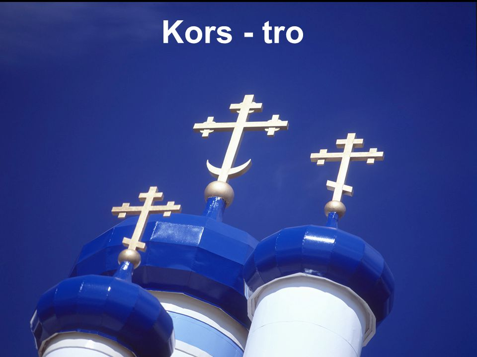 Kors - tro