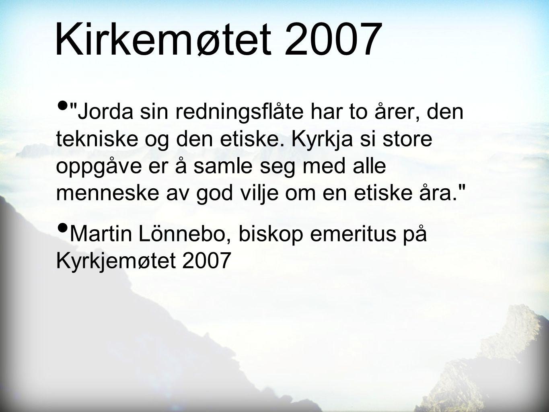 Kirkemøtet 2007