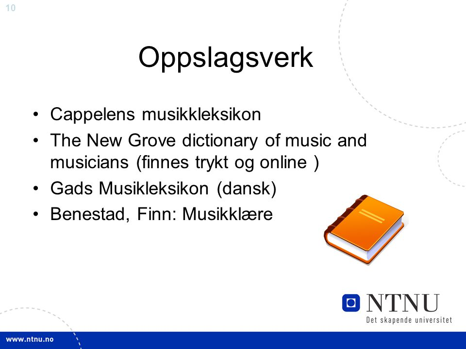Oppslagsverk Cappelens musikkleksikon