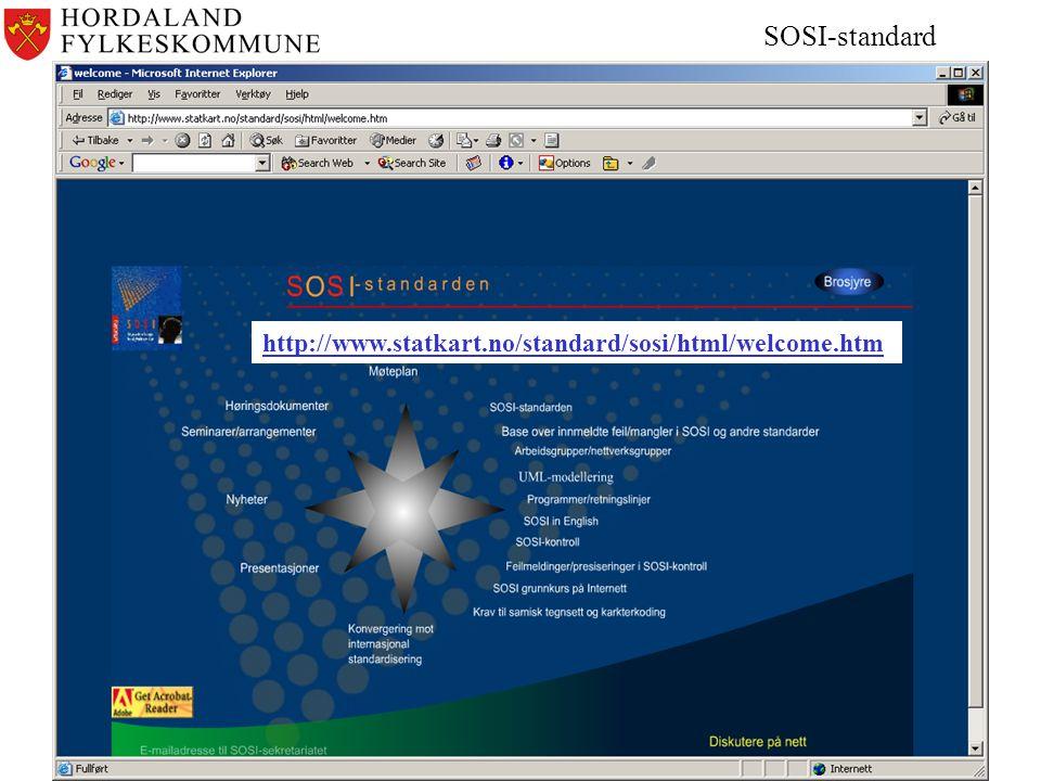 SOSI-standard http://www.statkart.no/standard/sosi/html/welcome.htm