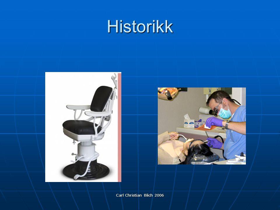 Historikk Carl Christian Blich 2006