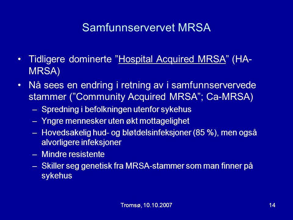 Samfunnservervet MRSA
