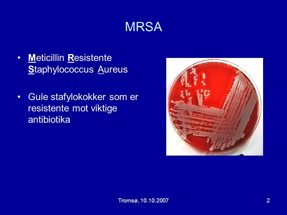 MRSA Meticillin Resistente Staphylococcus Aureus