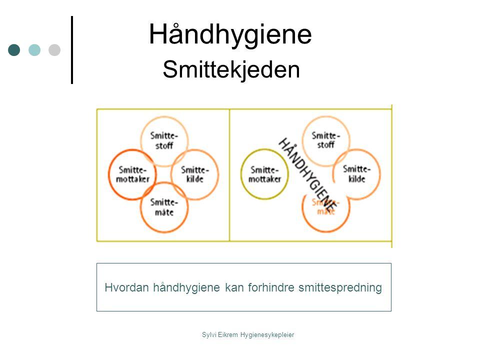 Håndhygiene Smittekjeden