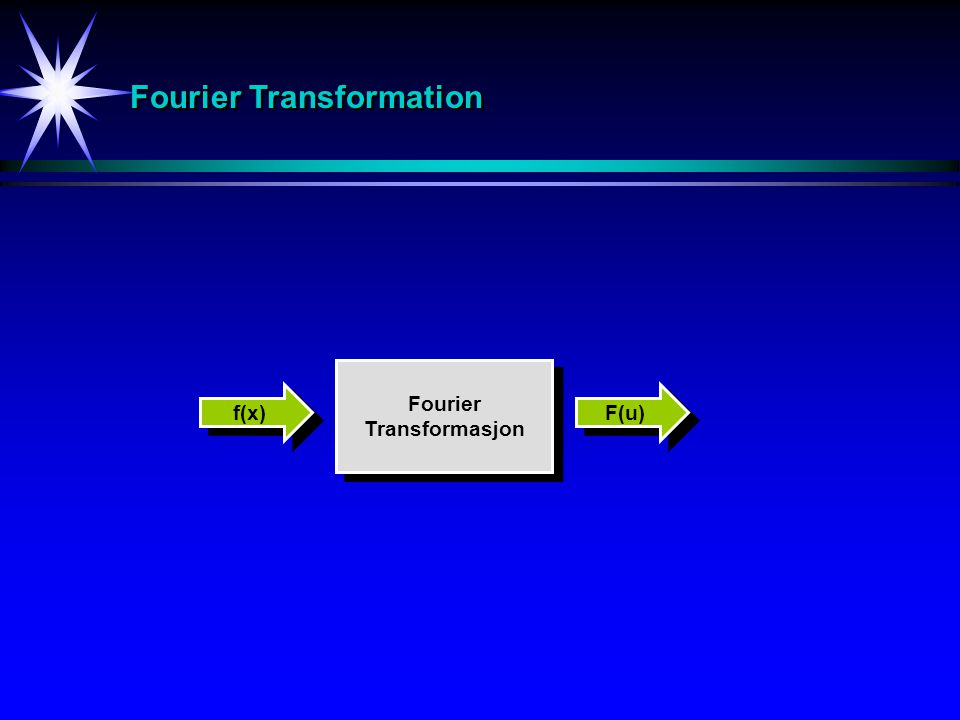 Fourier Transformation
