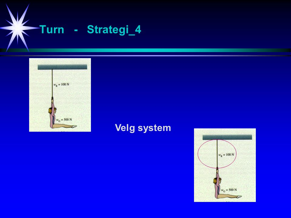 Turn - Strategi_4 Velg system