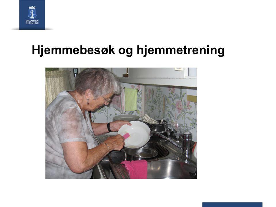 Hjemmebesøk og hjemmetrening