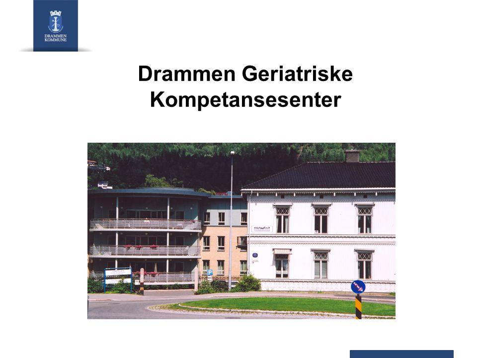 Drammen Geriatriske Kompetansesenter