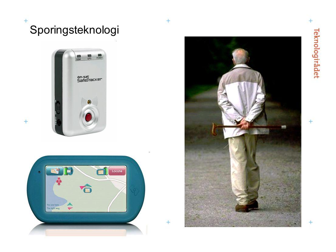 Sporingsteknologi Foto: http://improvethebrain.com