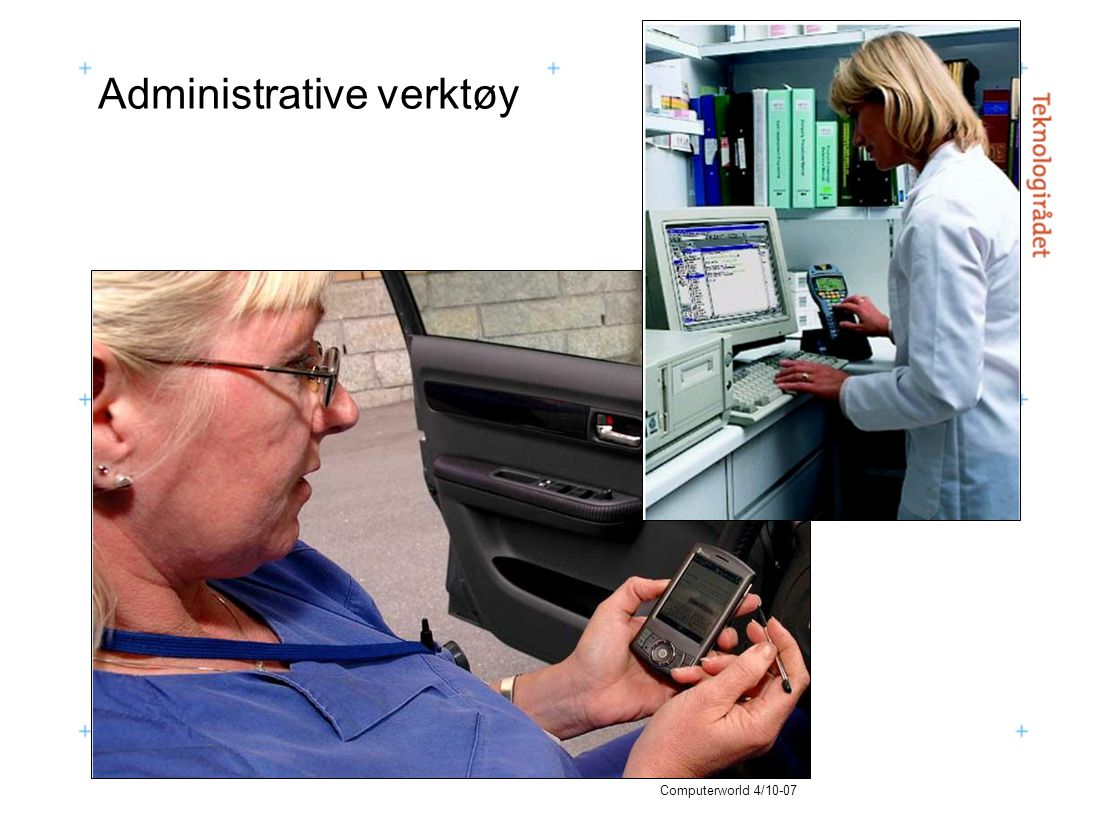 Administrative verktøy