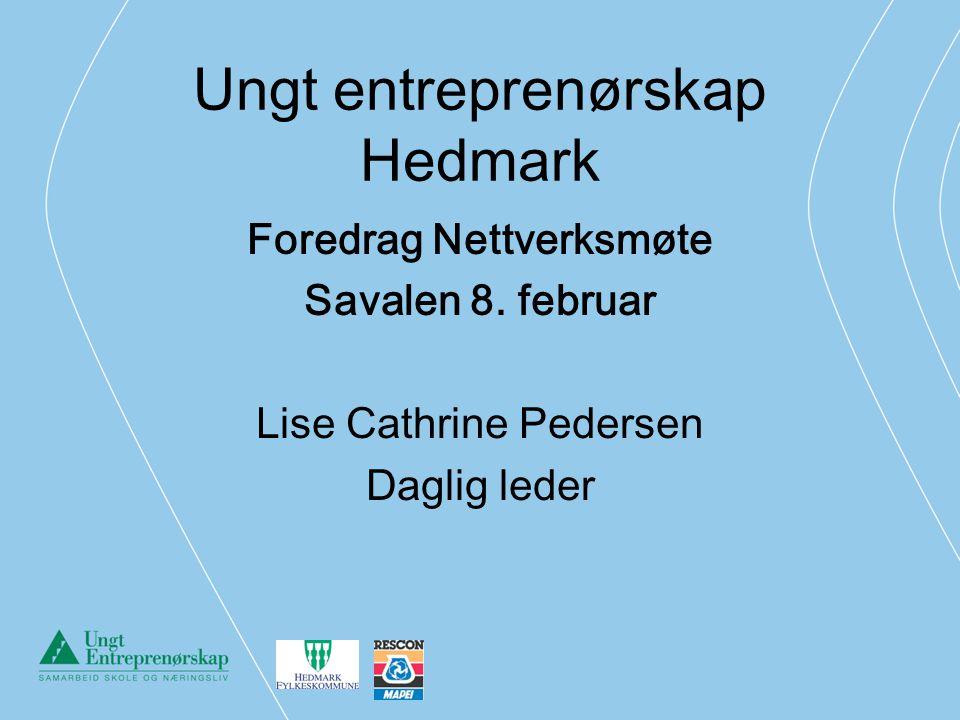 Ungt entreprenørskap Hedmark