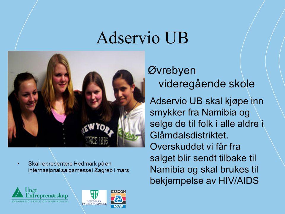 Adservio UB Øvrebyen videregående skole