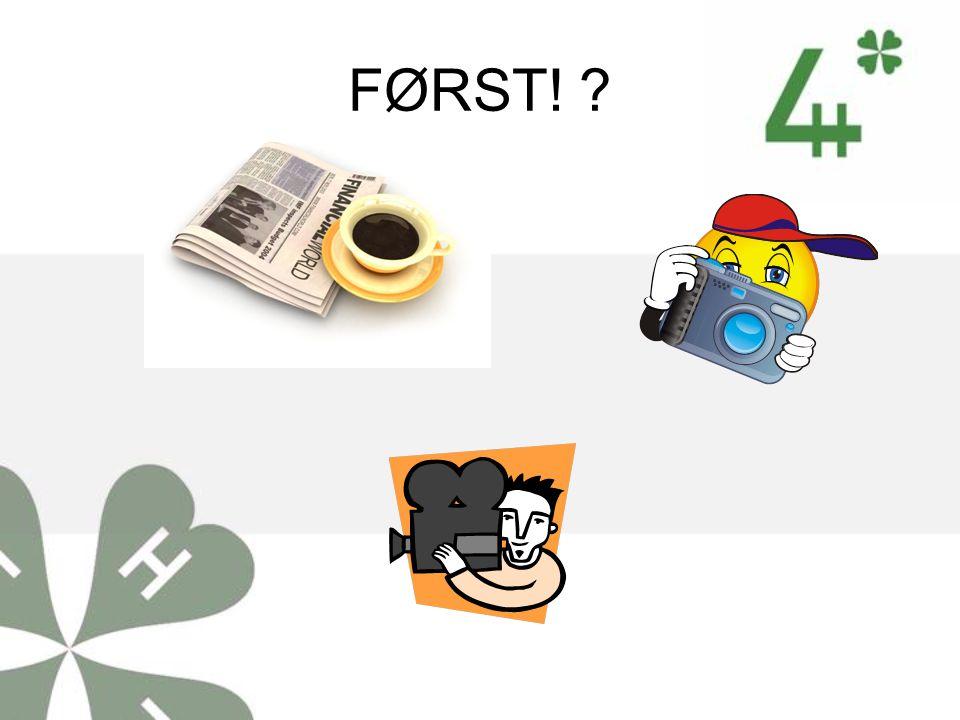 FØRST!
