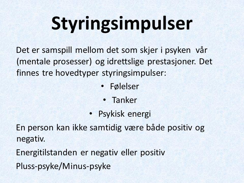 Styringsimpulser