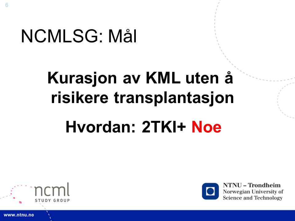 risikere transplantasjon
