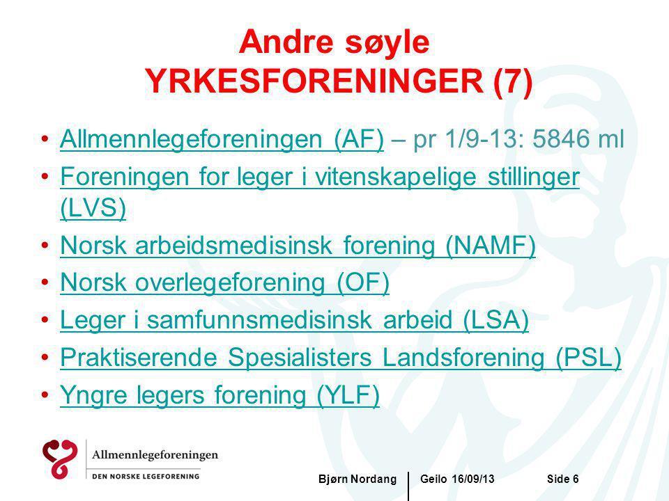 Andre søyle YRKESFORENINGER (7)
