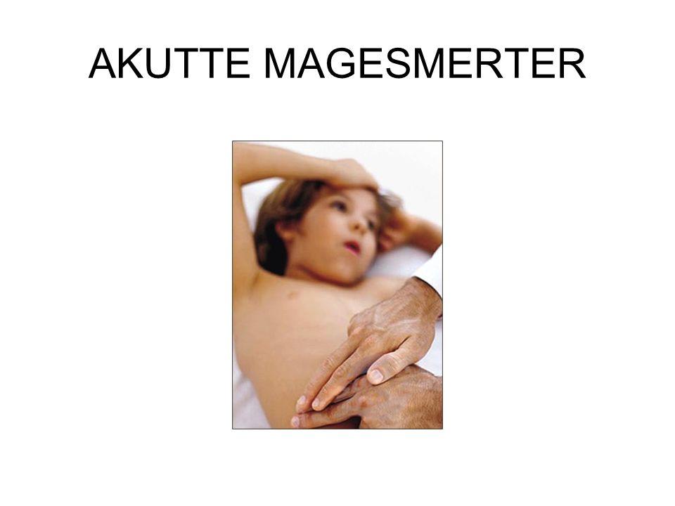 AKUTTE MAGESMERTER