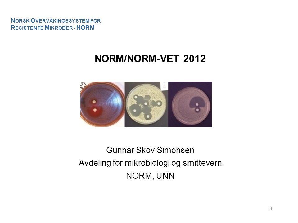 Avdeling for mikrobiologi og smittevern