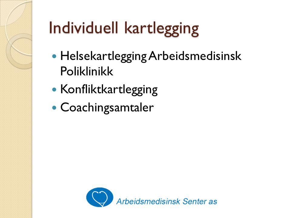 Individuell kartlegging