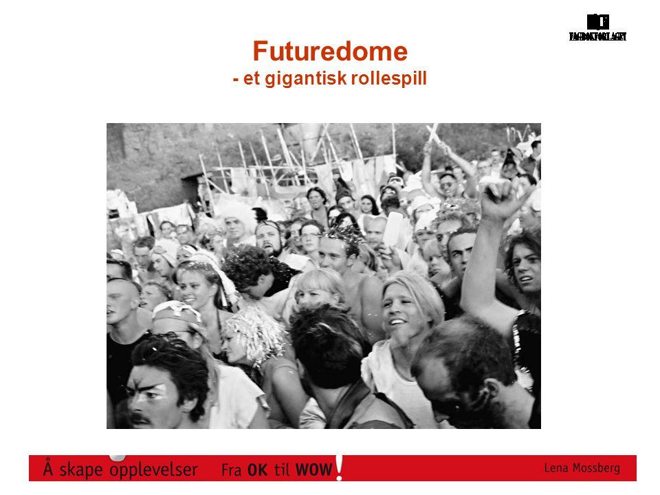Futuredome - et gigantisk rollespill