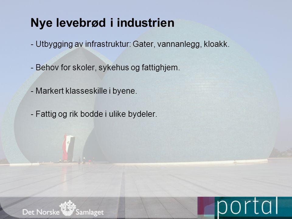 Nye levebrød i industrien