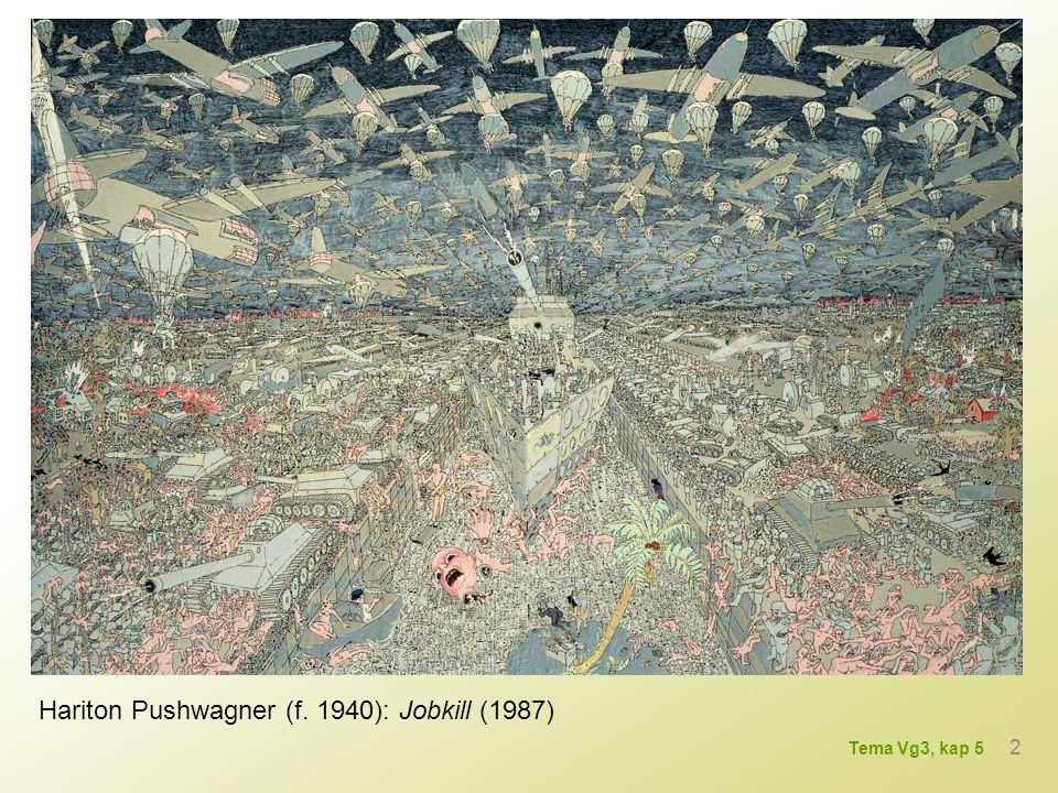 Hariton Pushwagner (f. 1940): Jobkill (1987)