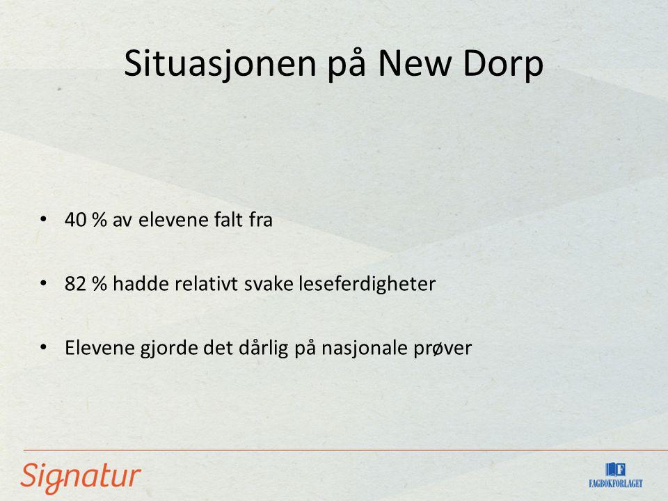 Situasjonen på New Dorp