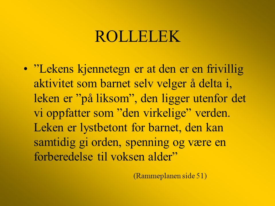 ROLLELEK