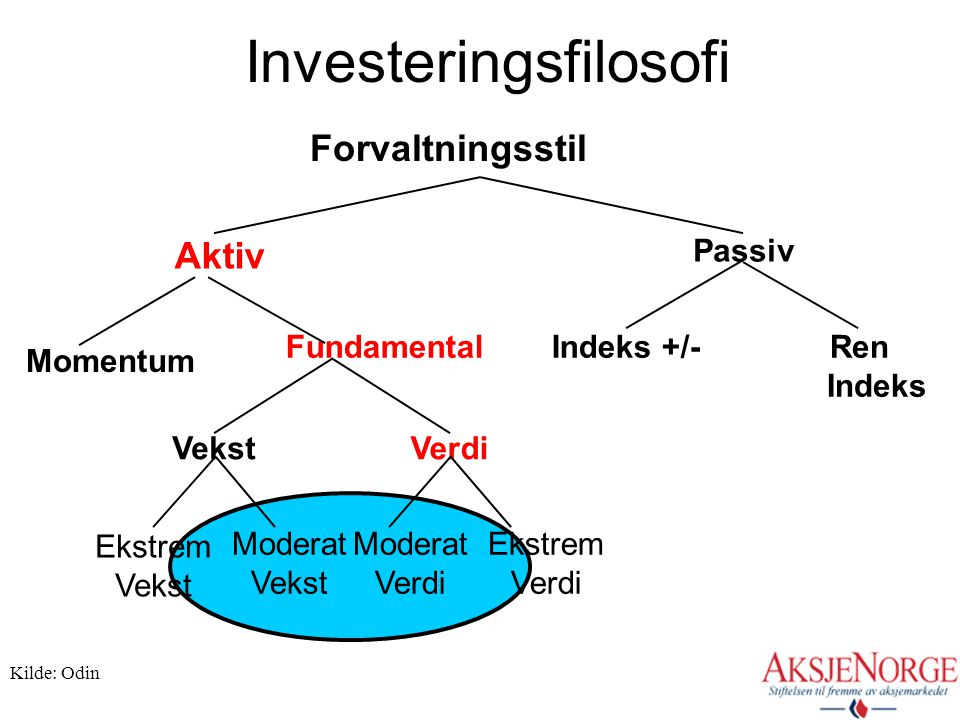 Investeringsfilosofi