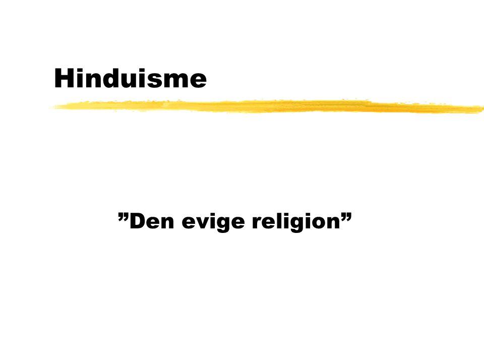 Hinduisme Den evige religion