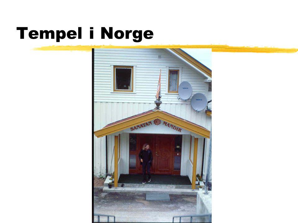 Tempel i Norge