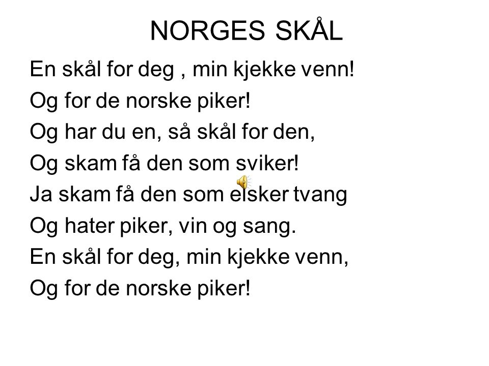 norske piker chat norge
