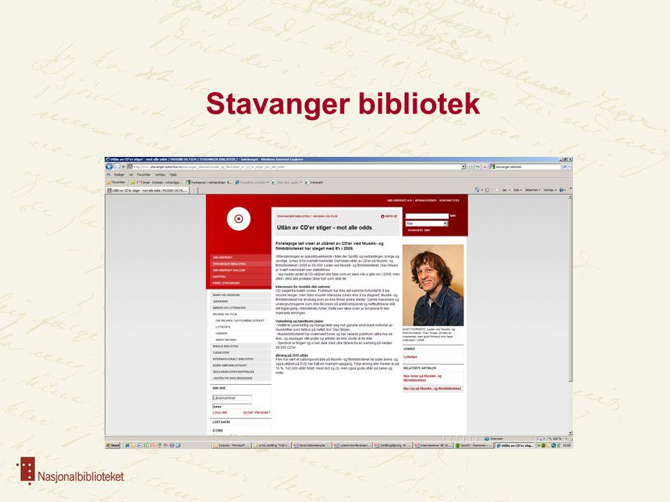 Stavanger bibliotek