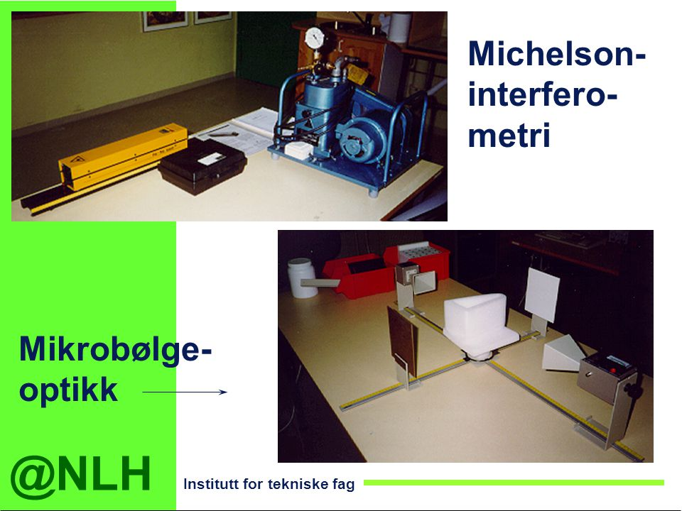 Michelson-interfero-metri