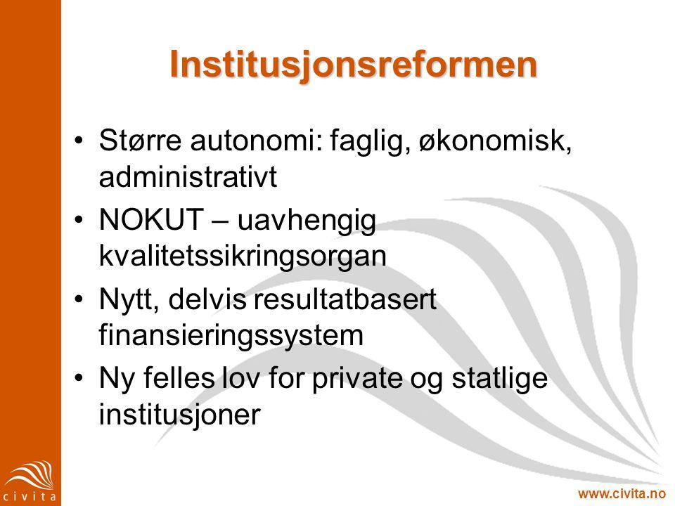 Institusjonsreformen