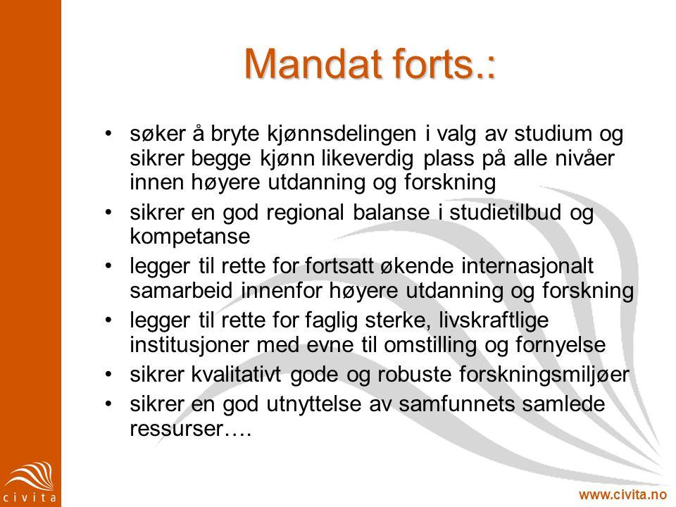 Mandat forts.: