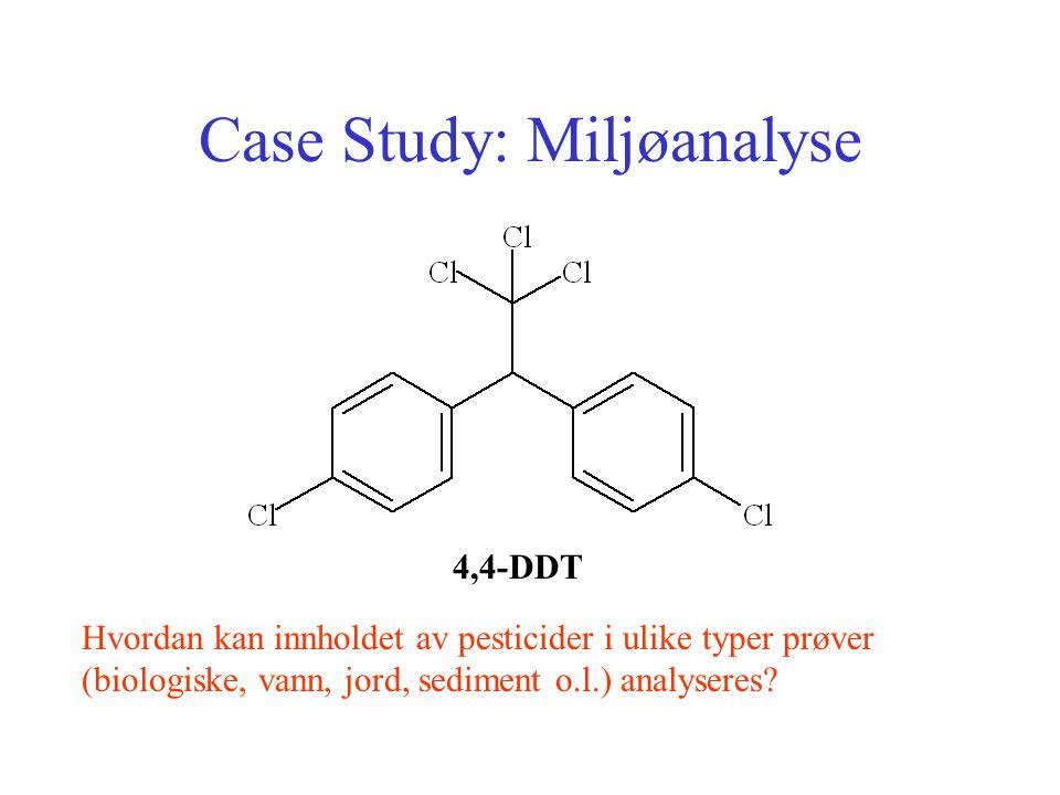 Case Study: Miljøanalyse