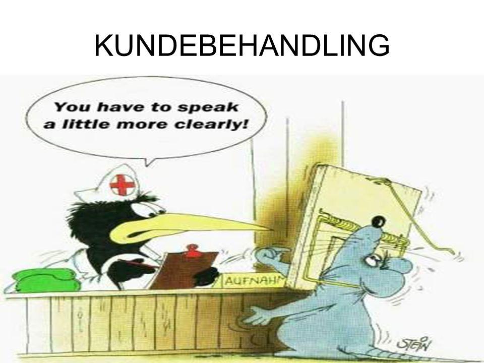 KUNDEBEHANDLING