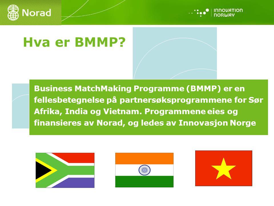 Hva er BMMP