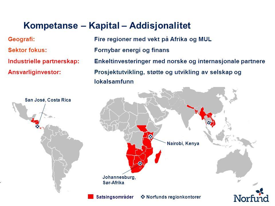 Kompetanse – Kapital – Addisjonalitet